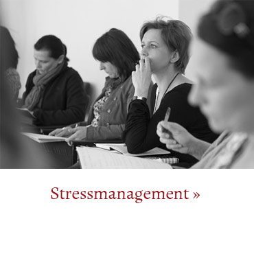 Stressmanagement Bild